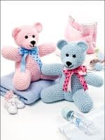 B is for Baby Crochet Pattern Book AA 879549 DISCONTINUED